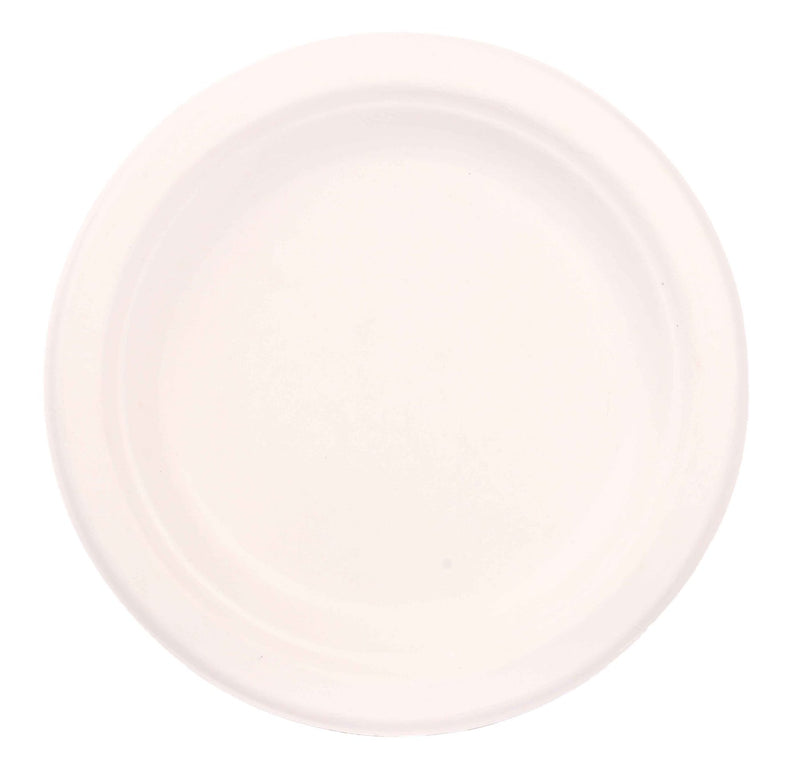 Pappco Greenware 9 Inch Regular Plate (Pack Of 500)