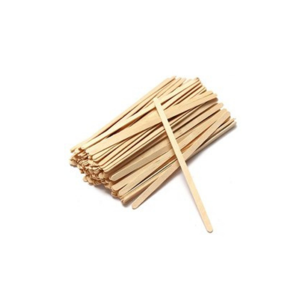 14cm Coffee Stir Wooden Sticks