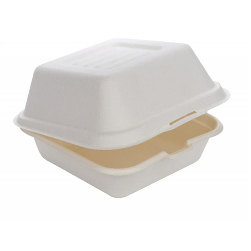 Disposable Burger Box By Pappco Greenware