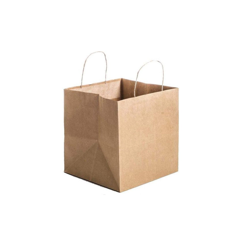 Half kg Kraft Paper Bags with Handle