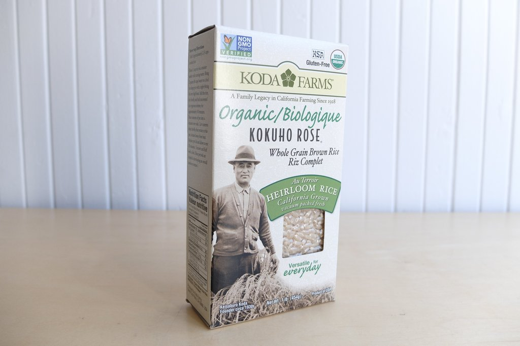 Koda Farm Organic Brown Rice