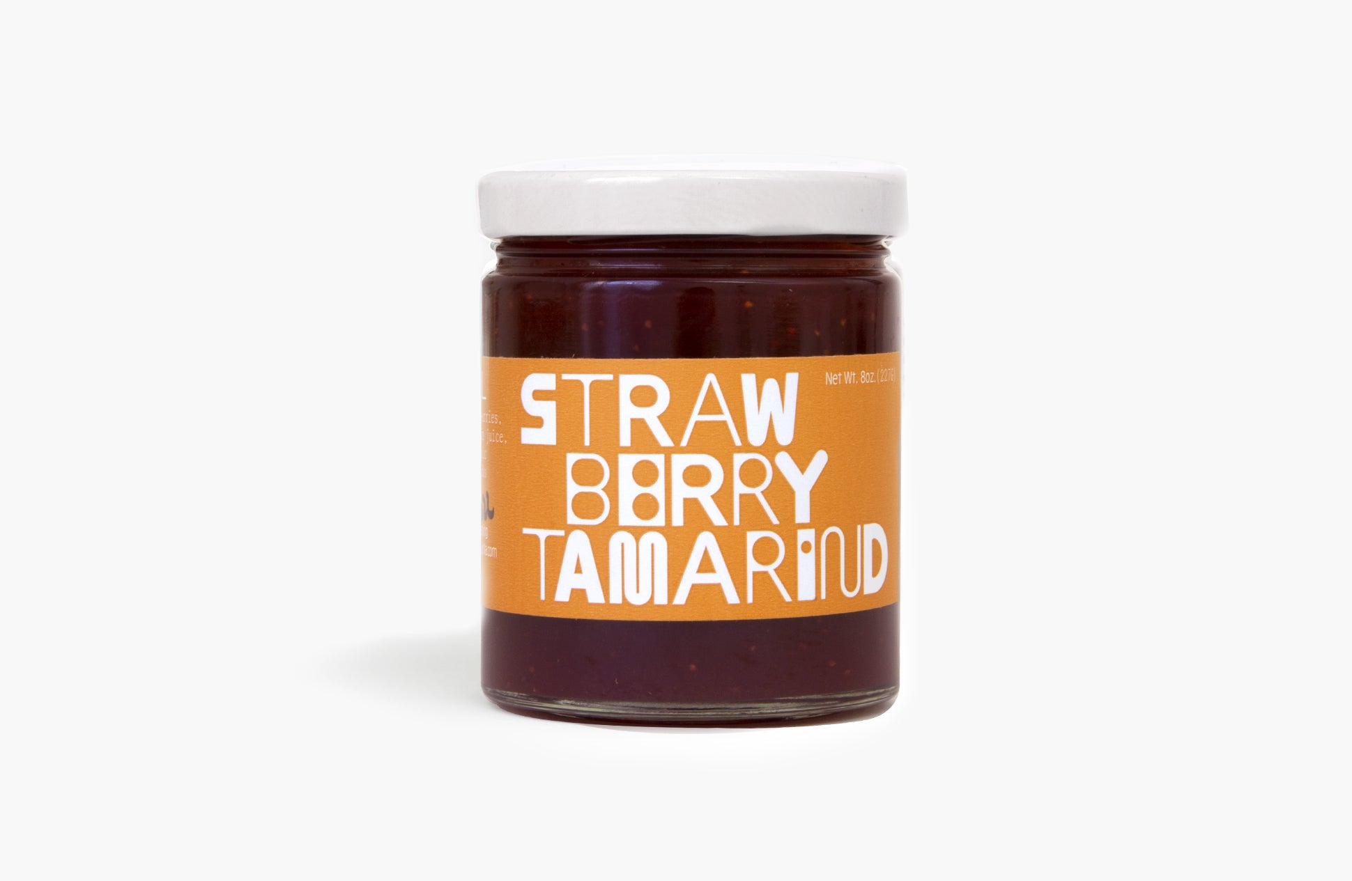 Strawberry Tamarind Jam