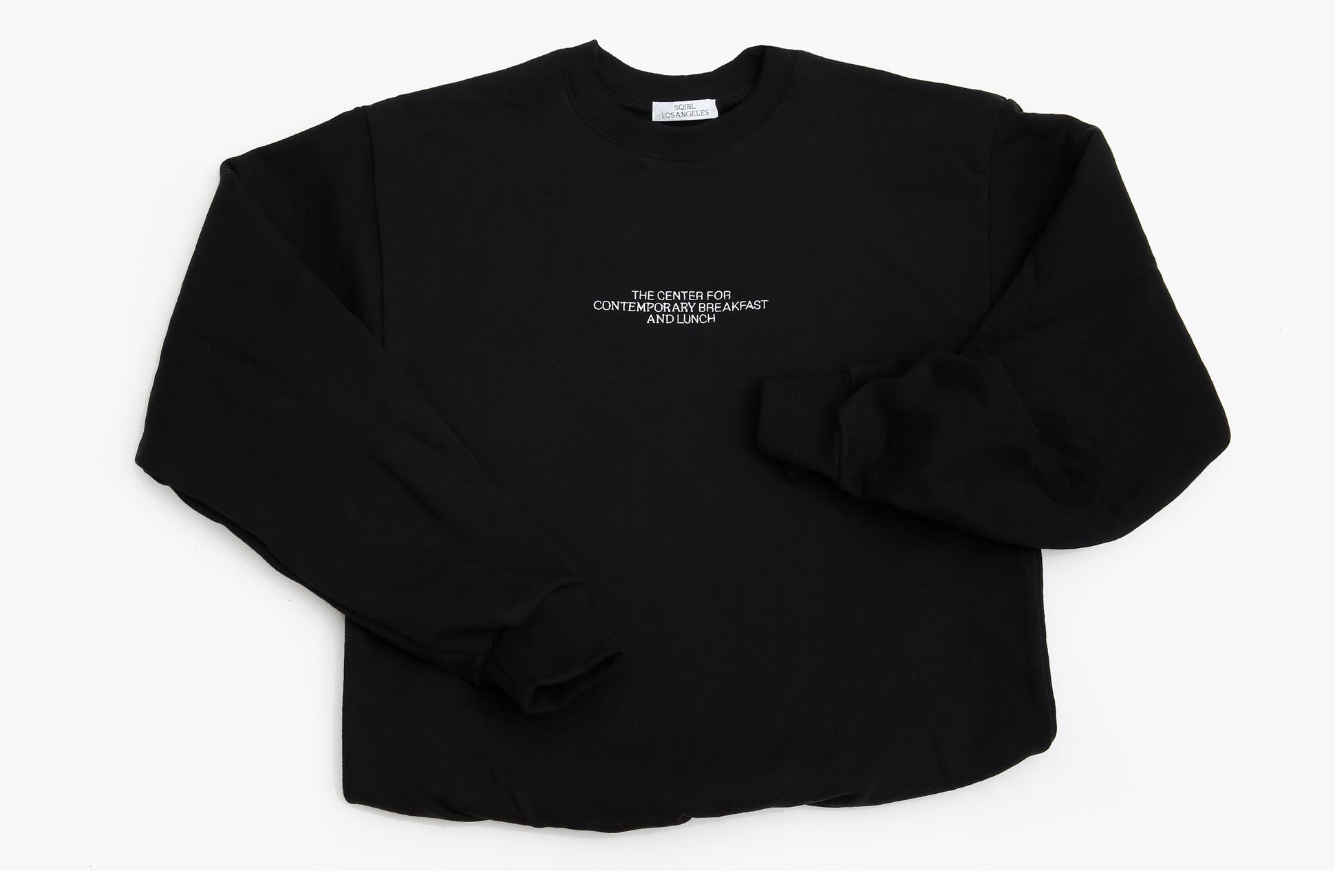 Contemporary Breakfast Woven Sweatshirt (Limited)