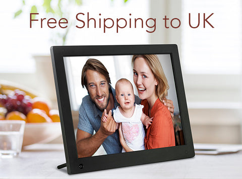 Free Shipping to UK