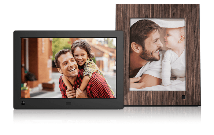 Browse our NIX Digital	<br> Photo Frame Line-up