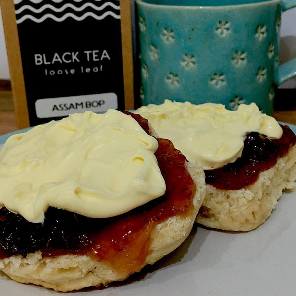 Celebrate National Cream Tea Day