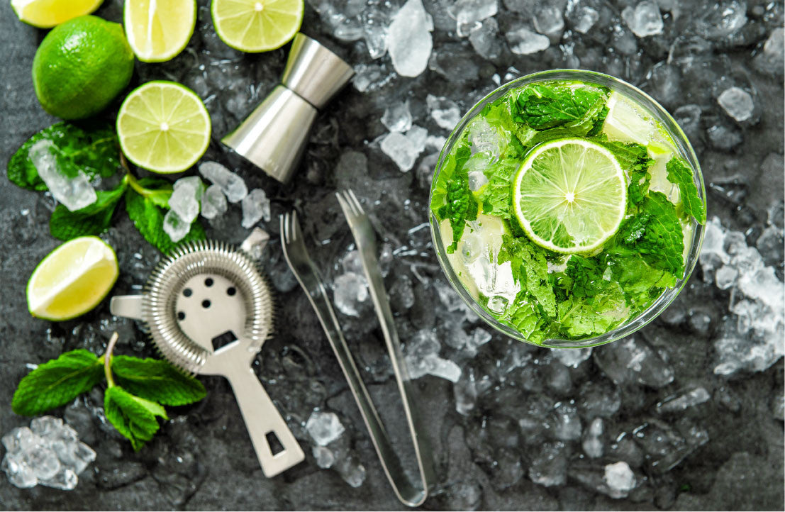 Summer MojiTEA Recipe