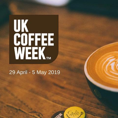 UK Coffee Week: 29th April- 5th May 2019