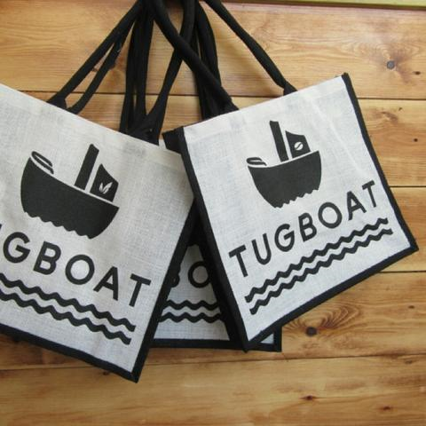 New Tugboat Totes!
