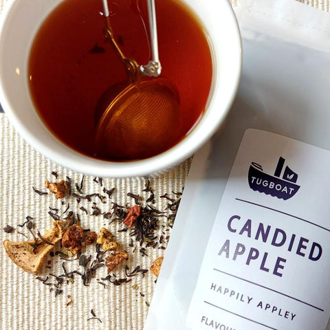 Candied Apple Tea