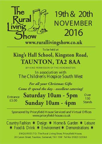Rural Living Christmas Fair 2016