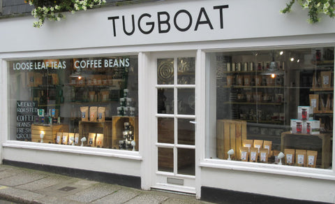 Tugboat New Bridge Street Truro