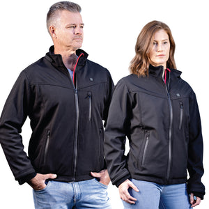 Mens and Womans Heated Jacket