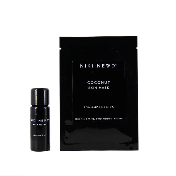 Coconut Facial Mask │Niki Newd®