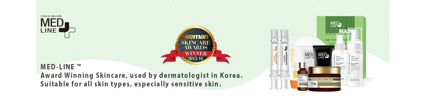 Award Winning Skincare