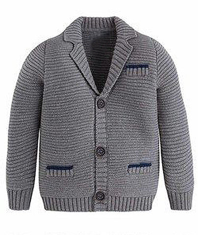 MADE TO ORDER Men chunky hand knit cardigan 135A - KnitWearMasters