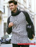 Men's Hand Knit Sweater 152B