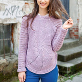 Made-to-order Women Crochet Blouse, 16S