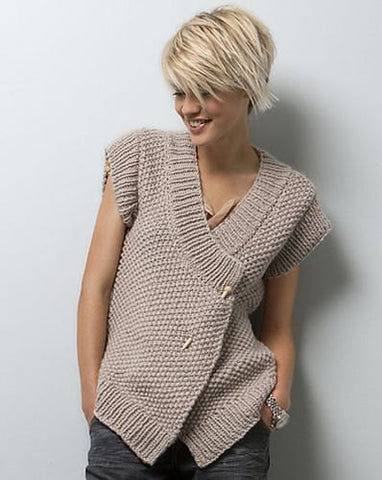 Women's Hand Knit Cardigan 26D