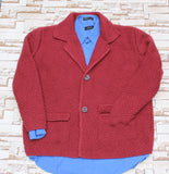 Men's hand knit cardigan 17A - KnitWearMasters
