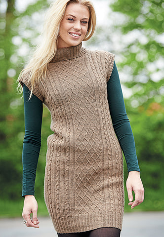 Women's Hand Knit Dress 42E
