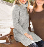 Women's Hand Knit Dress 44E