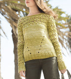 Women's Hand  Knit Boatneck Sweater 68C - KnitWearMasters