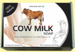 Green Soaps - Cow Milk