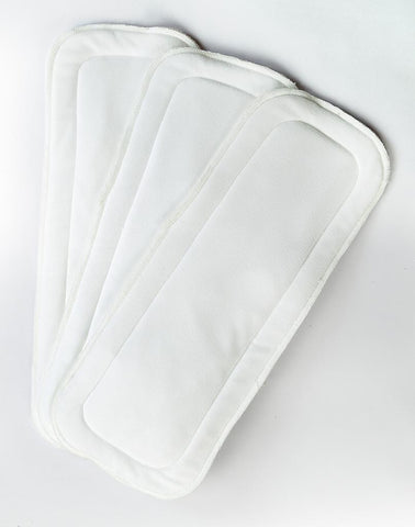 Bumberry Wet-Free Microfiber Inserts (3 Piece Pack)