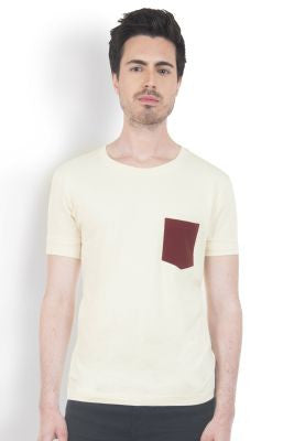 DUSG - Harlem Pocket tee made from Fair Trade Organic Cotton