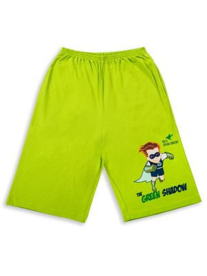 Green Shadow Shorts