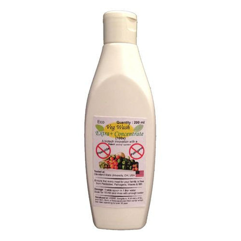 Avanah Eco-works Solutions ECO VEG WASH CONCENTRATE