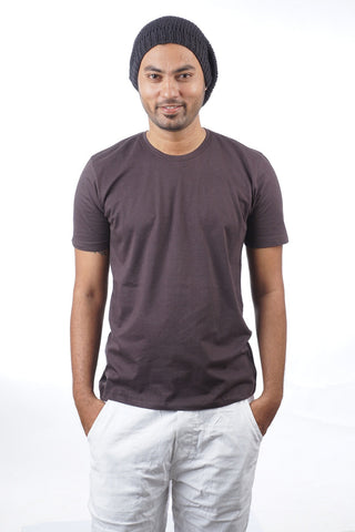Indophile Dark Chocolate Organic T Shirt