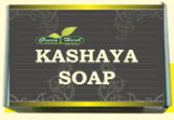 Green soaps - Kashaya Soap