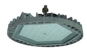 LED Bay Light Pentagon