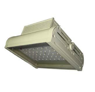 LED Bay Light Square