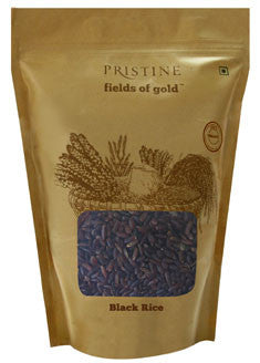 Pristine Organic Fields 'O' Gold - Black Rice