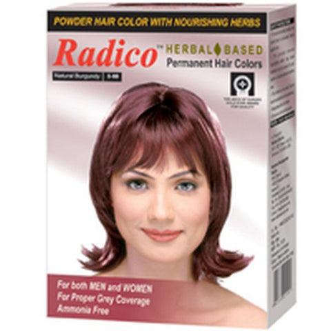 Herbal Hair Color Powder