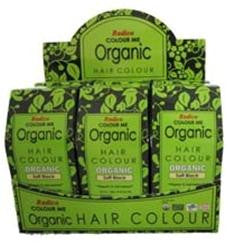 Organic Hair Color Powder