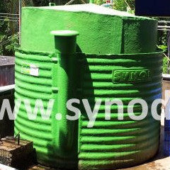 Synod Biomass Gasifier 20 kg - 6 cubic meter