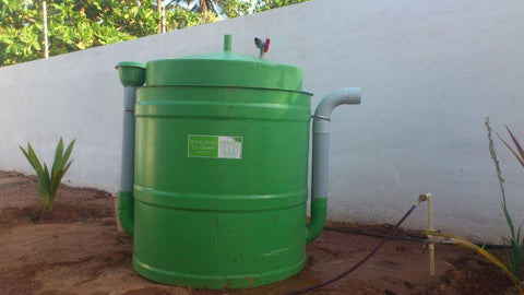Synod Biomass Gasifier 5 kg - 1.5 cubic meter