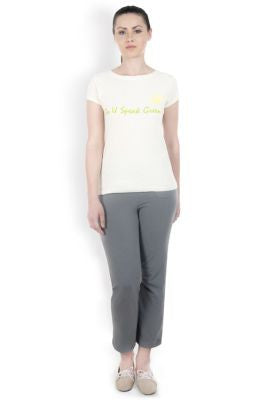 DUSG - OM Womens Yoga Pant in Organic Cotton