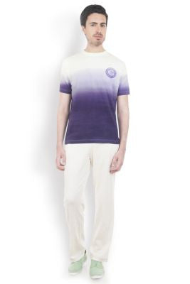 DUSG - Third Eye Chakra Mens Yoga T-Shirt in Organic Cotton