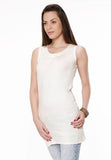DUSG - Everyday body con dress Top made from 50:50 Modal & Organic Cotton Jersey