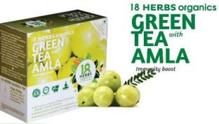 18 Herbs Premium Green Tea With Amla