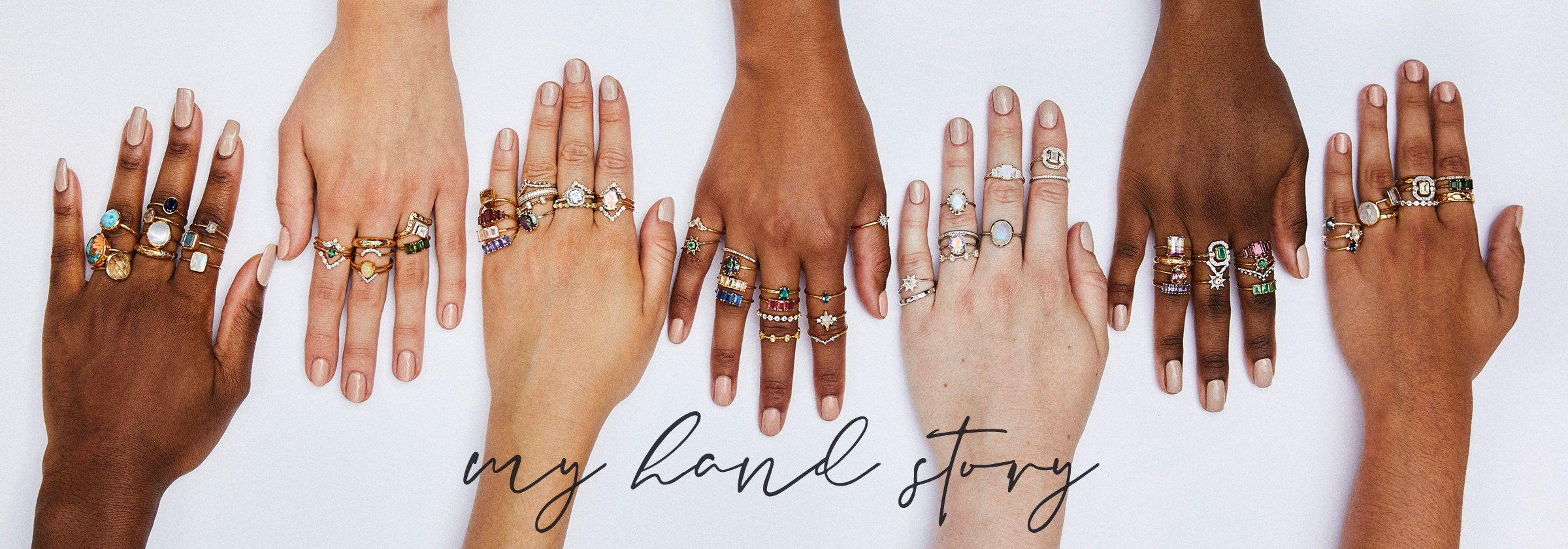 My Hand Story - Behind the Scenes of our Diversity Shoot