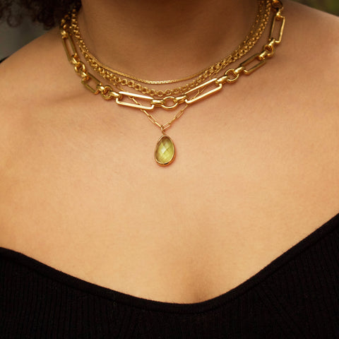 chains and pendant