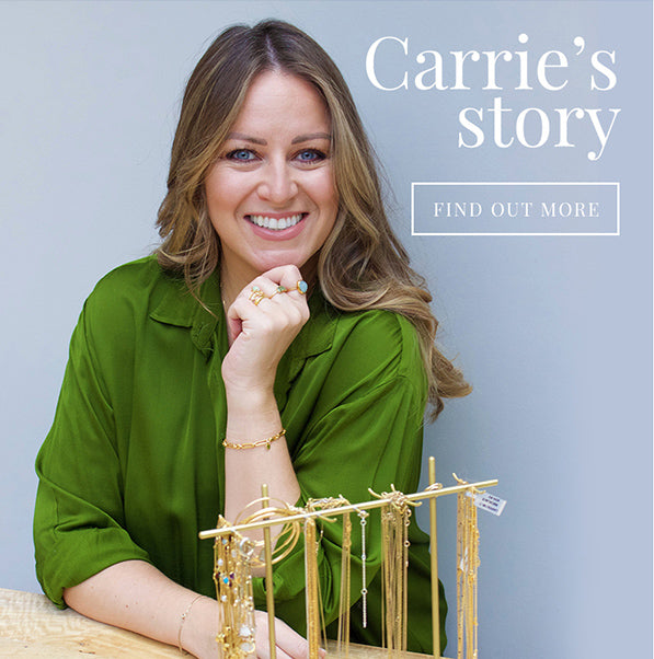 Read information about Carrie Elizabeth Jewellery