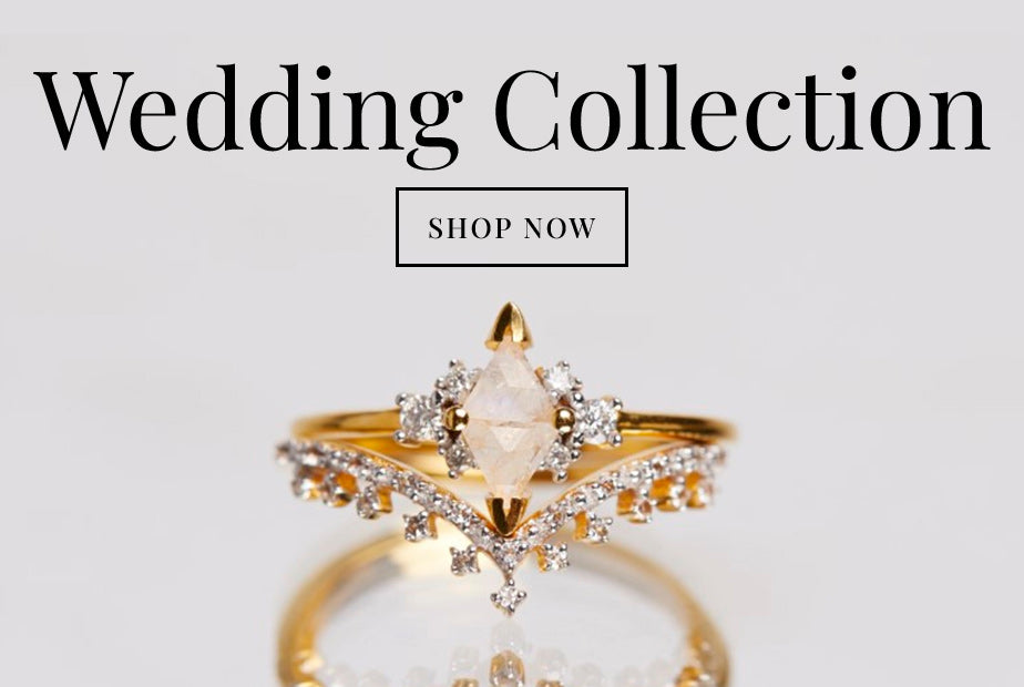 Carrie Elizabeth Wedding Jewellery Collection