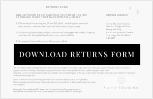 Click here to download our returns form
